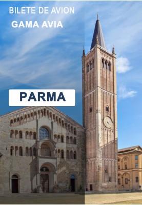 Zbor Charter din 10.06.20! Chisinau — Parma — Chisinau!