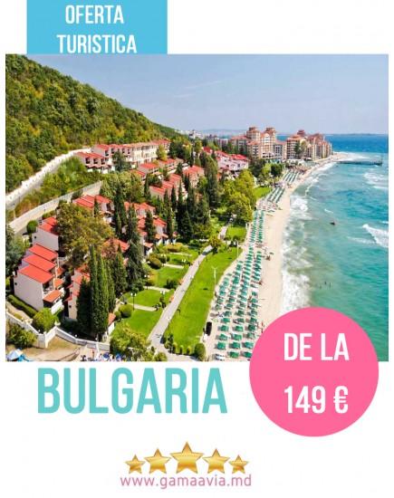 VACANTA IN BULGARIA IN SEPTEMBRIE DE LA  149 €