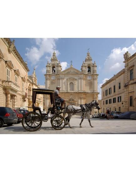 Бархатный сезон на Мальте! 371 евро! 8 дней