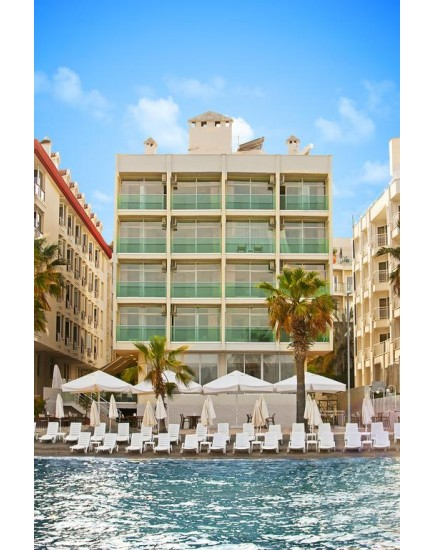 Турция, Мармарис! Туры на отдых в отеле Poseidon Hotel 4*!