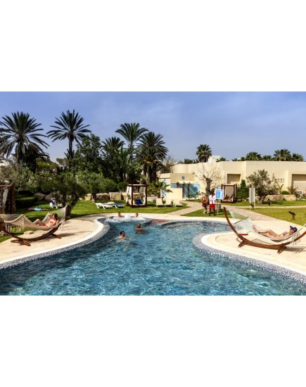 Тунис, Хаммамет! Раннее бронирование туров в отеле TUI MAGIC LIFE Africana!
