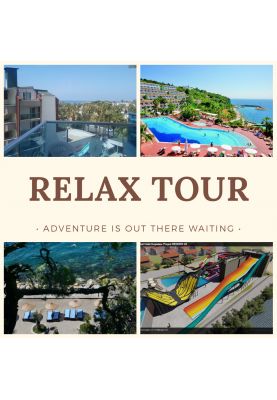 RELAX TOUR în KUSADASI, TURKEY!