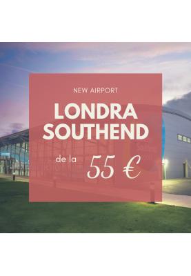 New AIRPORT! Chisinau - Londra Southend!