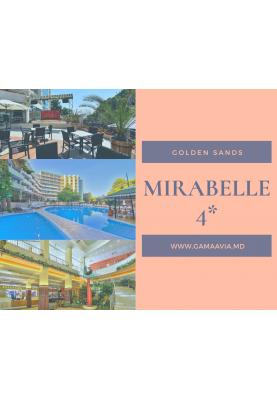NEW! MIRABELLE 4* - 217 €! GOLDEN SANDS!