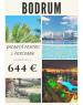 BODRUM! Vacanță pentru 2 persoane de la 644*! HOTELE 5*