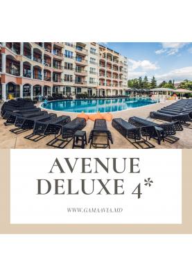 SUNNY BEACH! Avenue Deluxe 4* - 167 €