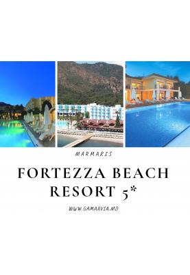 OFERTĂ FIERBINTE! Marmaris! FORTEZZA BEACH HOTEL 5*!!!!!