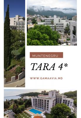 PREȚ WOW! MUNTENEGRU! Hotel Tara 4*!
