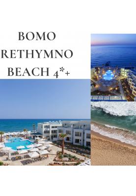 SUPET PREȚ! Bomo Rethymno Beach 4*+!!! INSULA CRETA!