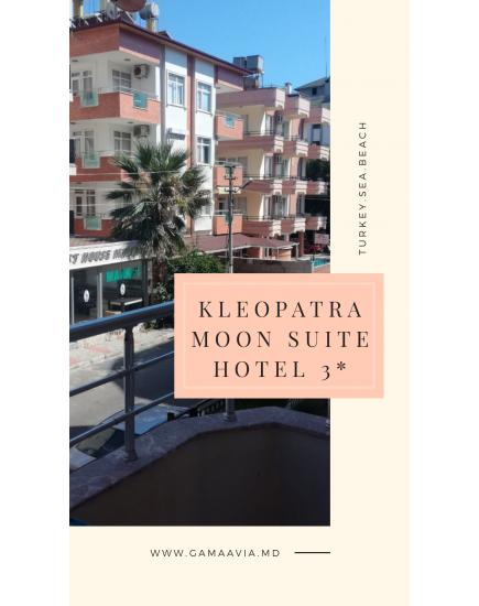 OFERTĂ FIERBINTE!!! Kleopatra Moon Suite Hotel 3* - 327 €!