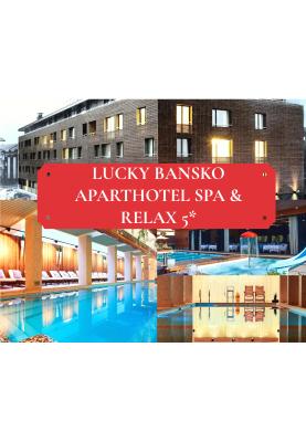 WINTER 2020!!! BANSKO!!! Hotel 5* de la 160*!
