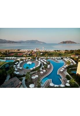 Эгейское побережье Турции 2020! Тур в отеле TUI SENSATORI Resort Barut Fethiye!