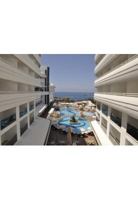 Odihna in Turcia! Oferta fierbinte la hotelul Laguna Beach Alya Resort & Spa 5*!