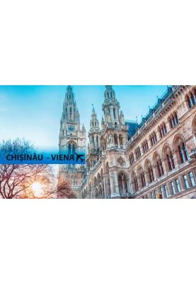 Bilete de avion spre Viena la doar 24,99 euro!