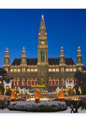 Trăiește atmosfera de Crăciun la Viena! City Break cu zbor din Chișinău✈️ 13.12!