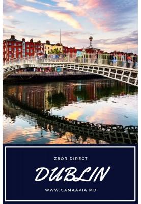 Bilete de avion Chisinau - Dublin