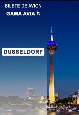 Bilete de avion ieftine! Zbor direct Chisinau— Dusseldorf!