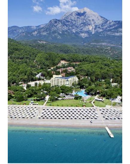 Турция 2020! Раннее бронирование туров в отель Euphoria Hotel Tekirova Hv-1!