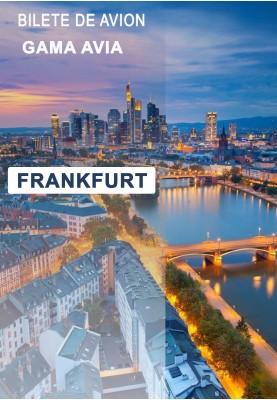 Zbor Charter din 17.06.20! Chisinau — Frankfurt — Chisinau!