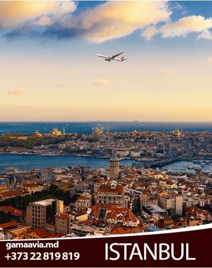 Oferta de zbor! Chisinau - Istanbul