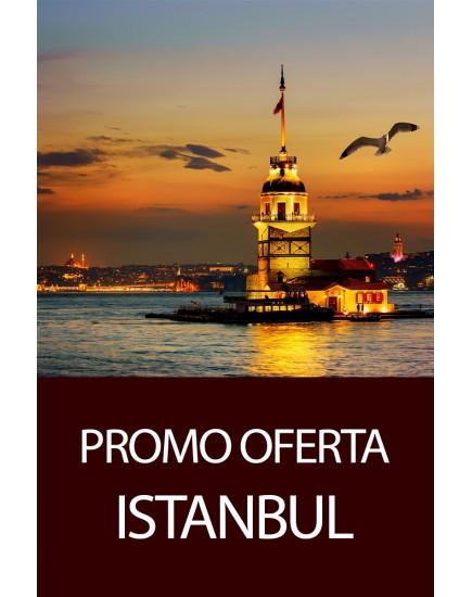 Oferta promotionala! Bilete avia spre Istanbul, Turcia!