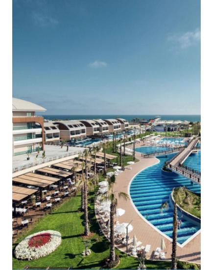 Турция 2020! Раннее бронирование туров в отель TUI Magic Life Club Jacaranda 5*!