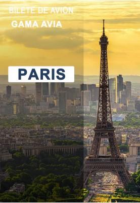 Zbor Charter din 12.06.20! Chisinau — Paris — Chisinau!