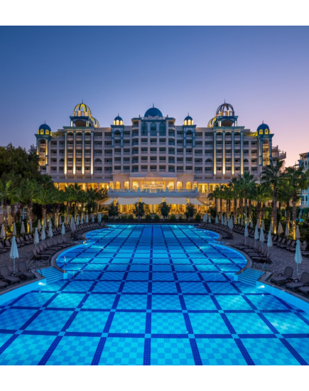Турция 2020! Раннее бронирование туров в отель Rubi Platinum!