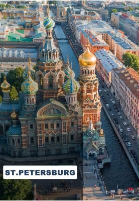 Zbor Charter din 13.06.20! St. Petersburg — Chisinau!