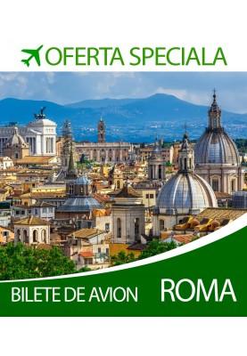 Oferta speciala de zbor! Bilete avia Chisinau - Roma!