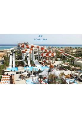 Египет! Горящие туры в отеле Coral Sea Holiday Village 5*!