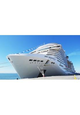 CROAZIERĂ - 7 nopți în Italia, Malta, Spania și Franța la bordul navei MSC Meraviglia