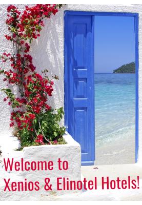 Греция 2020! Раннее бронирование! Xenios & Elinotel Hotels от 188 Евро!